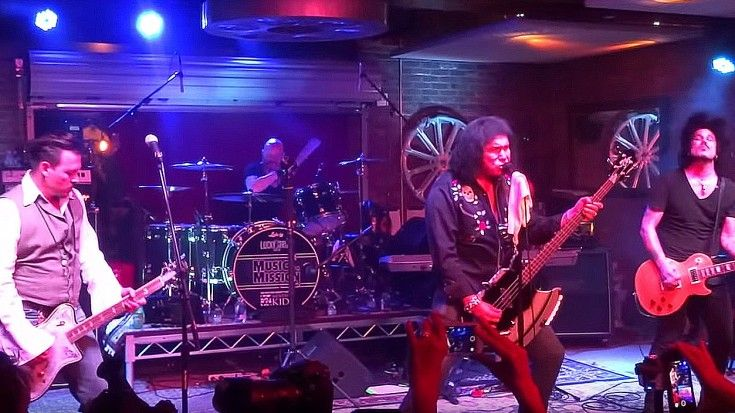 Tagged: Guns N Roses | Watch Gene Simmons, Johnny Depp + Gilby Clarke Rock KISS Songs for Charityhttp://societyofrock.com/watch-gene-simmons-johnny-depp-gilby-clarke-rock-kiss-songs-for-charity
