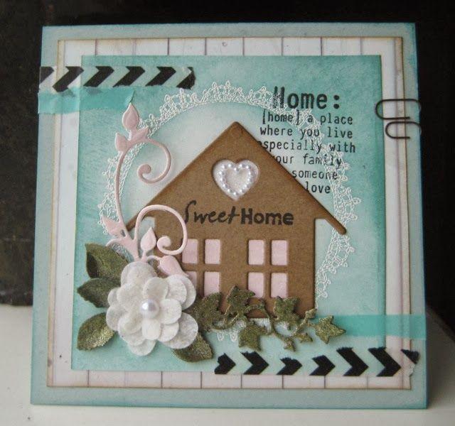 Boukjes Blog!: Home Sweet Home