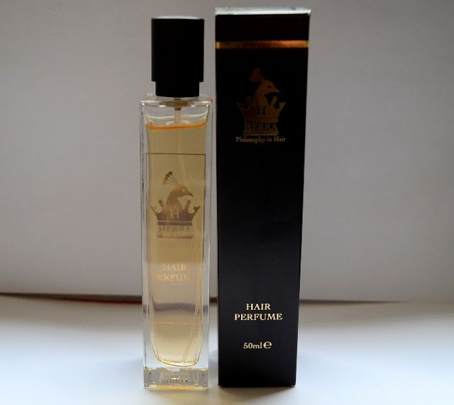 Herra hair perfume (review)