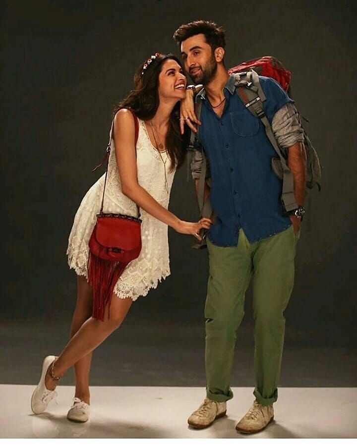 Ranbir Kapoor On Instagram One Of My Favourite Movies Tamasha Ranbirkapoor Deepikapadukone Bollywood Celebrities Deepika Padukone Celebrity Look