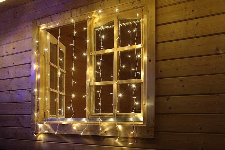34 besten weihnachtsbeleuchtung bilder auf pinterest. Black Bedroom Furniture Sets. Home Design Ideas