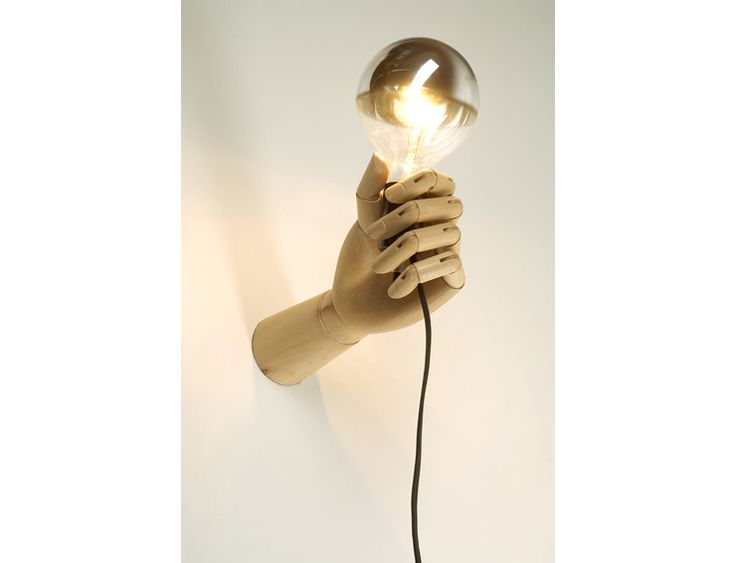 Houten hand in huis interieur must have lampen thuis for Interieur must haves