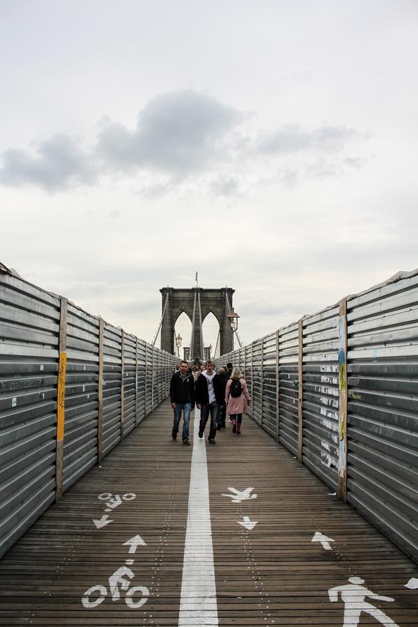 Brooklyn Bridge by Mike Baker, via 500px