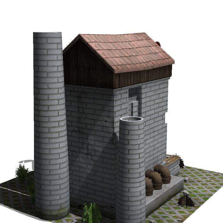 Modelado y texturizado medieval-3