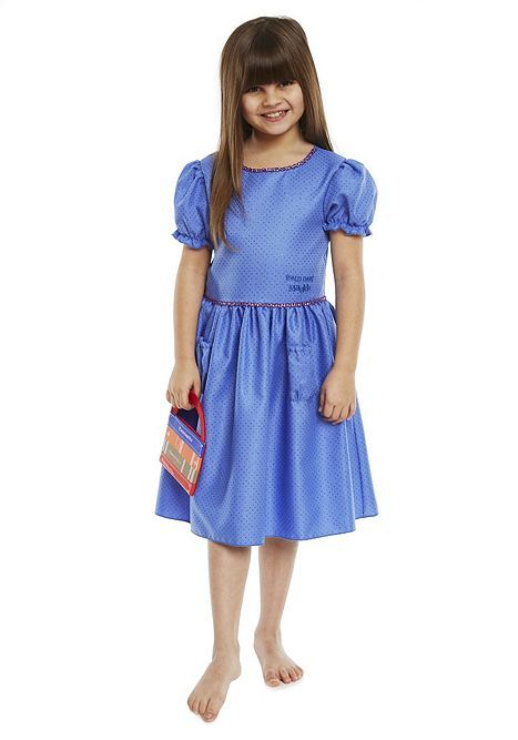 Tesco direct: Roald Dahl Matilda Dress-Up Costume