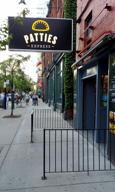Review: Patties Express