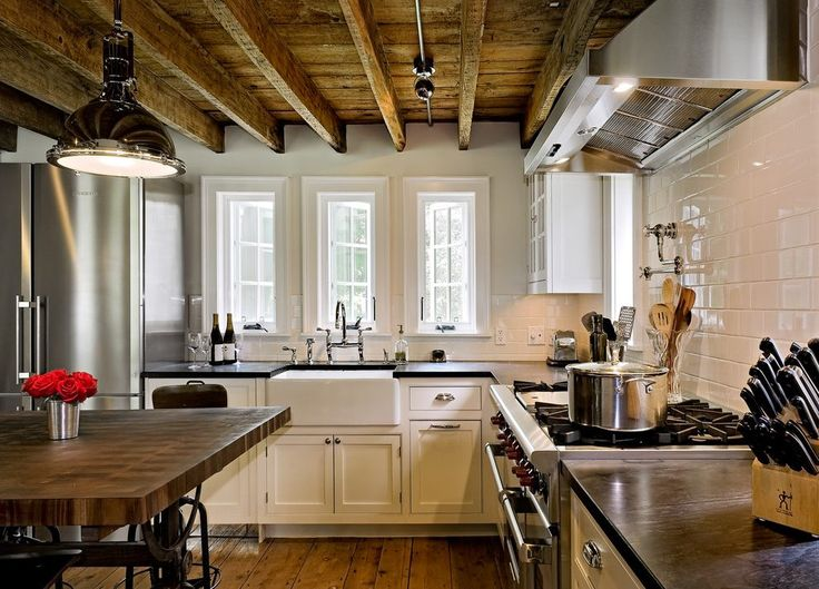 1000+ Ideas About Exposed Beam Ceilings On Pinterest