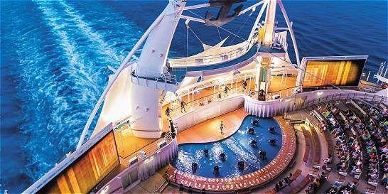 Así es el Harmony of the Seas, el crucero más grande del mundo
