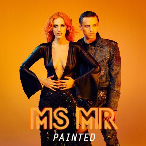 MS MR - Painted en mi blog: http://alexurbanpop.com/2015/05/31/ms-mr-painted/