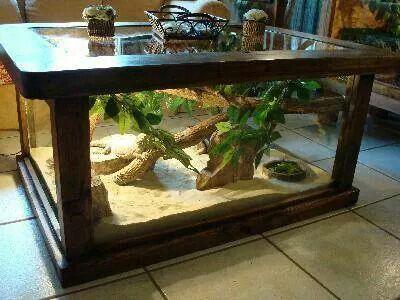 coffe table tank