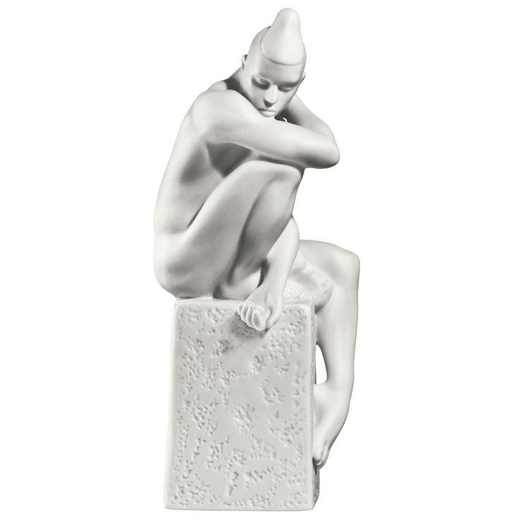 Virgo Male – Royal Copenhagen Figurine 1