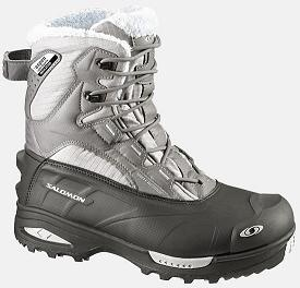 Gear Review: Salomon Winter Boots | Works for running and snowshoeing