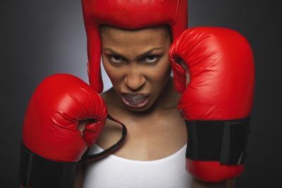 female boxers diet