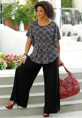 finally....palazzo pants are back!  at cato this spring :)