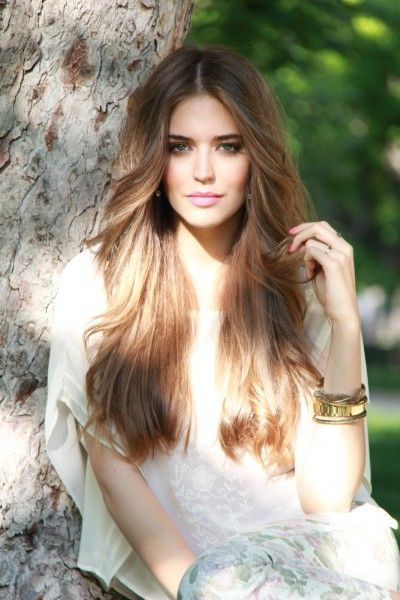 Clara Alonso, Vogue. My new hair color