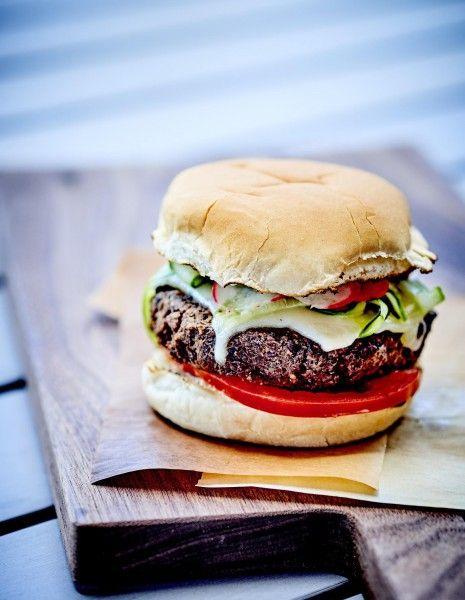 Comment faire un burger végétarien ?