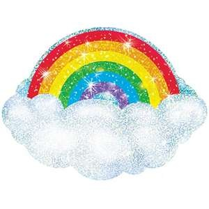 I've always loved rainbows. :)
