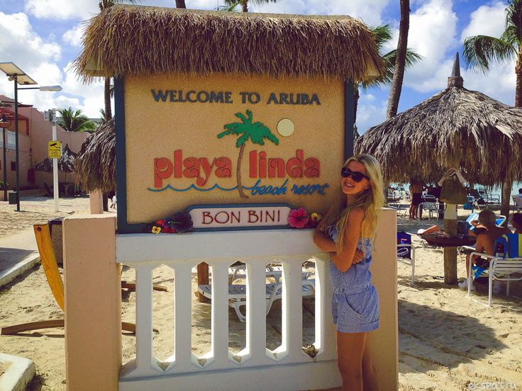 Playa in Aruba / пляж на Арубе