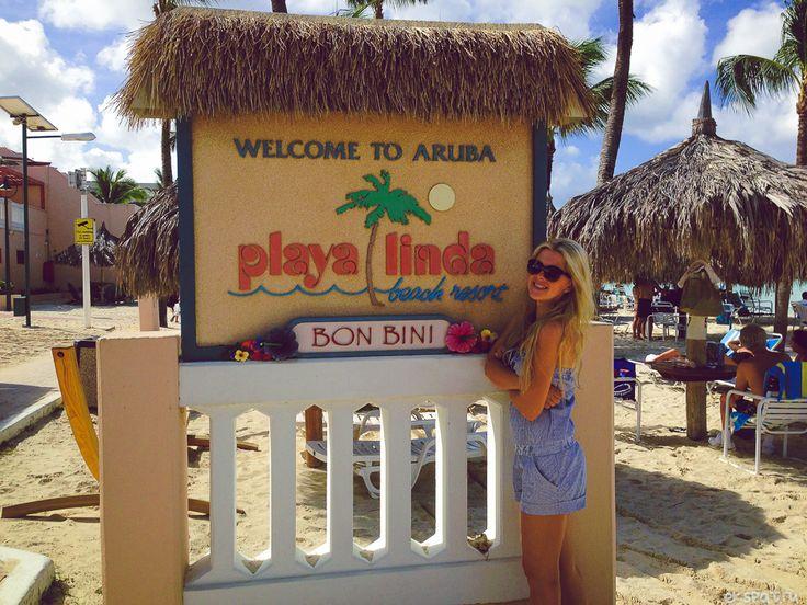 Playa in Aruba / пляж на Арубе