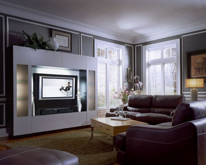 Best 10 Contemporary Entertainment Center Ideas On Pinterest