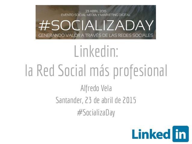 Linkedin: la Red Social más profesional