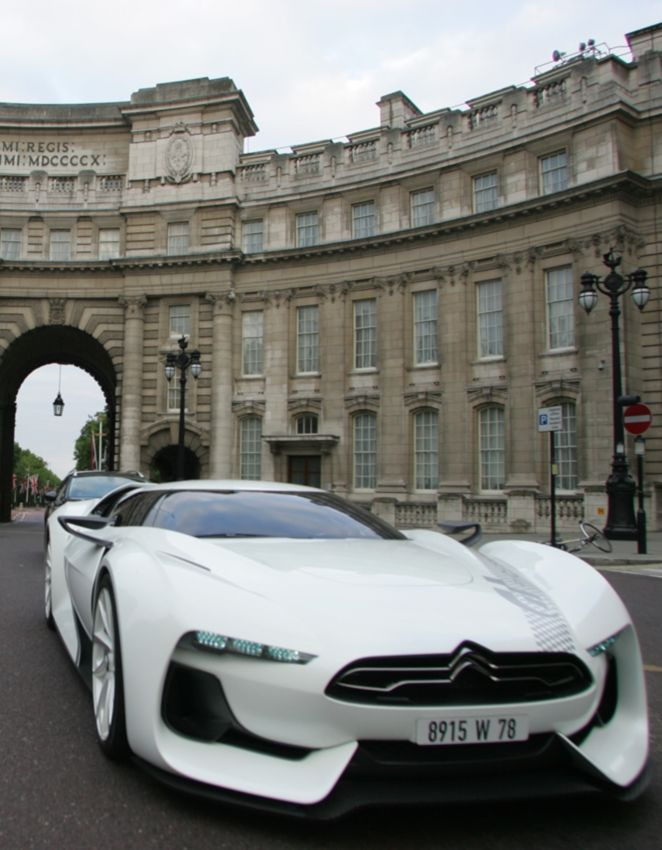 Citroën GT concept (French make)  follow www.instagram.com/whipsnbikechains we feature all the hottest Cars and Car King Collectors in the World. Follow everyone on our list!!!
