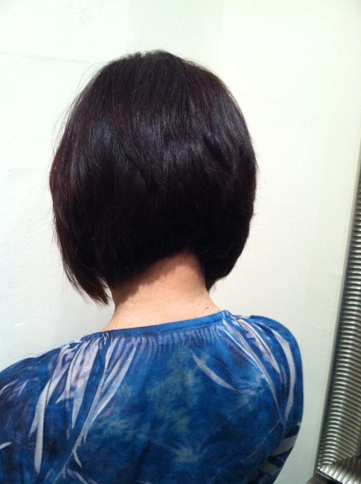 Pleasant 1000 Images About Hairstyles On Pinterest A Line Bobs Haircut Short Hairstyles Gunalazisus