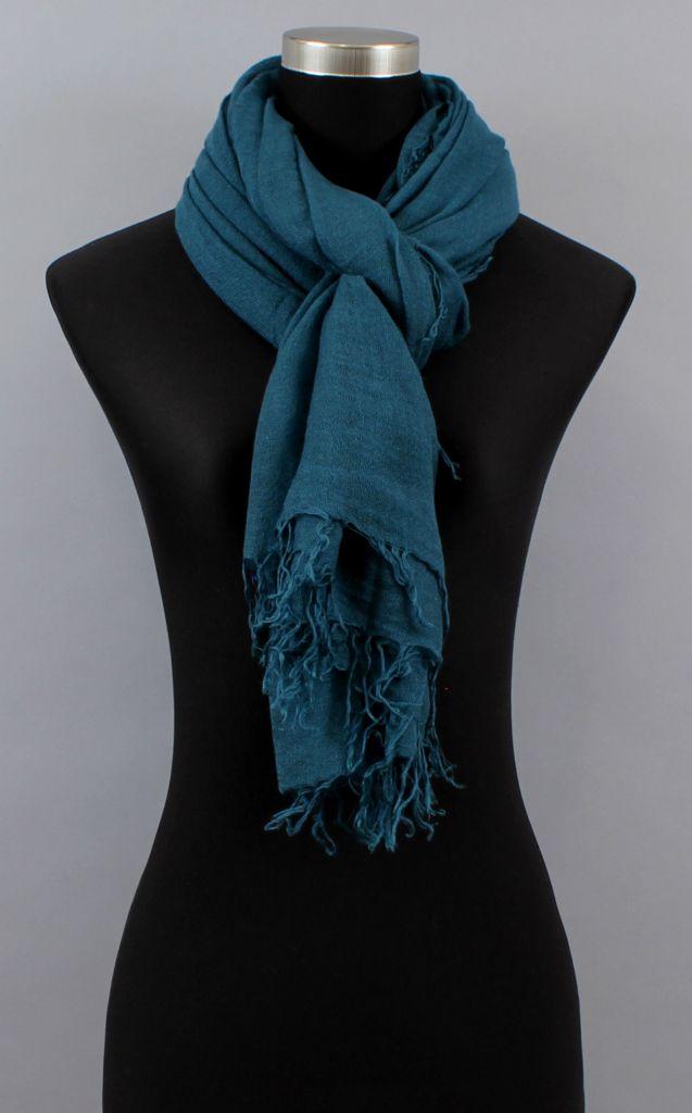 Cashmere Silk Scarf - Bonsai by VIDA VIDA efRoVFVM