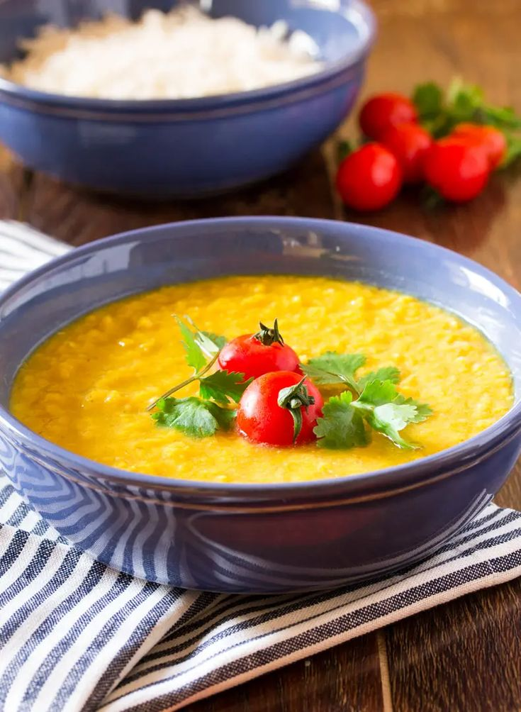 Daal Indian Yellow Lentils I Knead to Eat in 2020