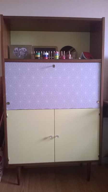 1000 images about meubles secr taire vintage scandinave on pinterest. Black Bedroom Furniture Sets. Home Design Ideas