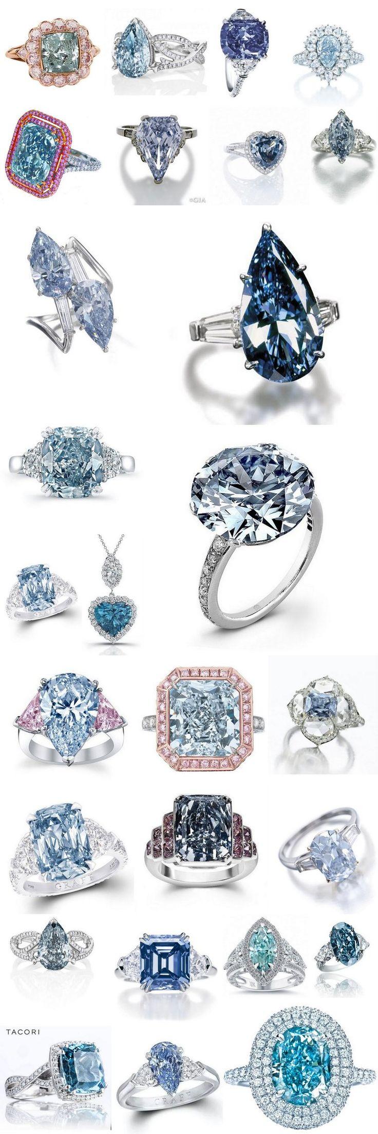 Gorgeous Blue Diamonds @styleestate