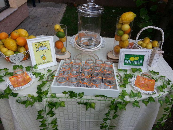 Bar de limonada by Aspiration