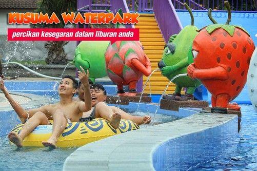 Kusuma Waterpark - https://panwis.com/jawa-timur/tempat-wisata-di-batu-malang/