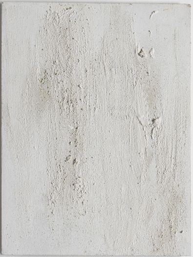wit schilderij - herman de vries (1931)
