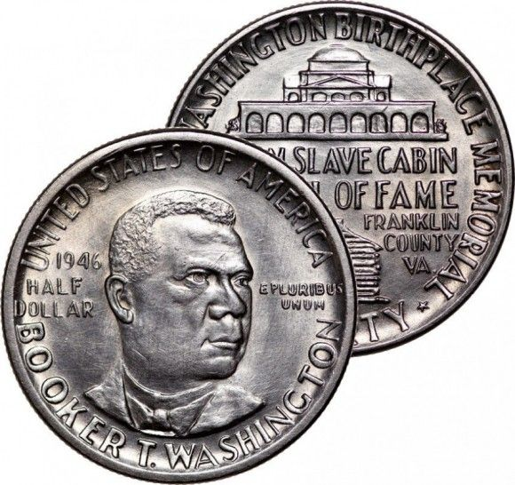 Hathaway's Booker T. Washington coin