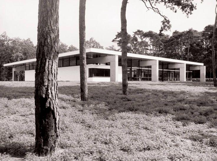 Hugh Maaskant | KNVB Sportcentrum | Zeist - Netherlands | 1960-1965