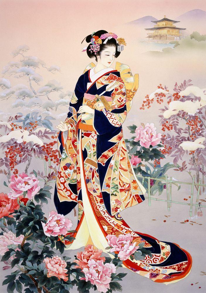 просмотром картинки в стили китая выглядит
