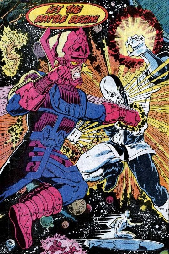 Galactus VS The In Betweener  Marvelous Marvel Comics  Pinterest  The o'jays
