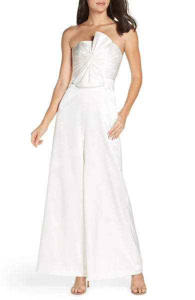 922c07b82ea Bridal Jumpsuits So Cute You ll Want Them Even If You re Not Engaged ...