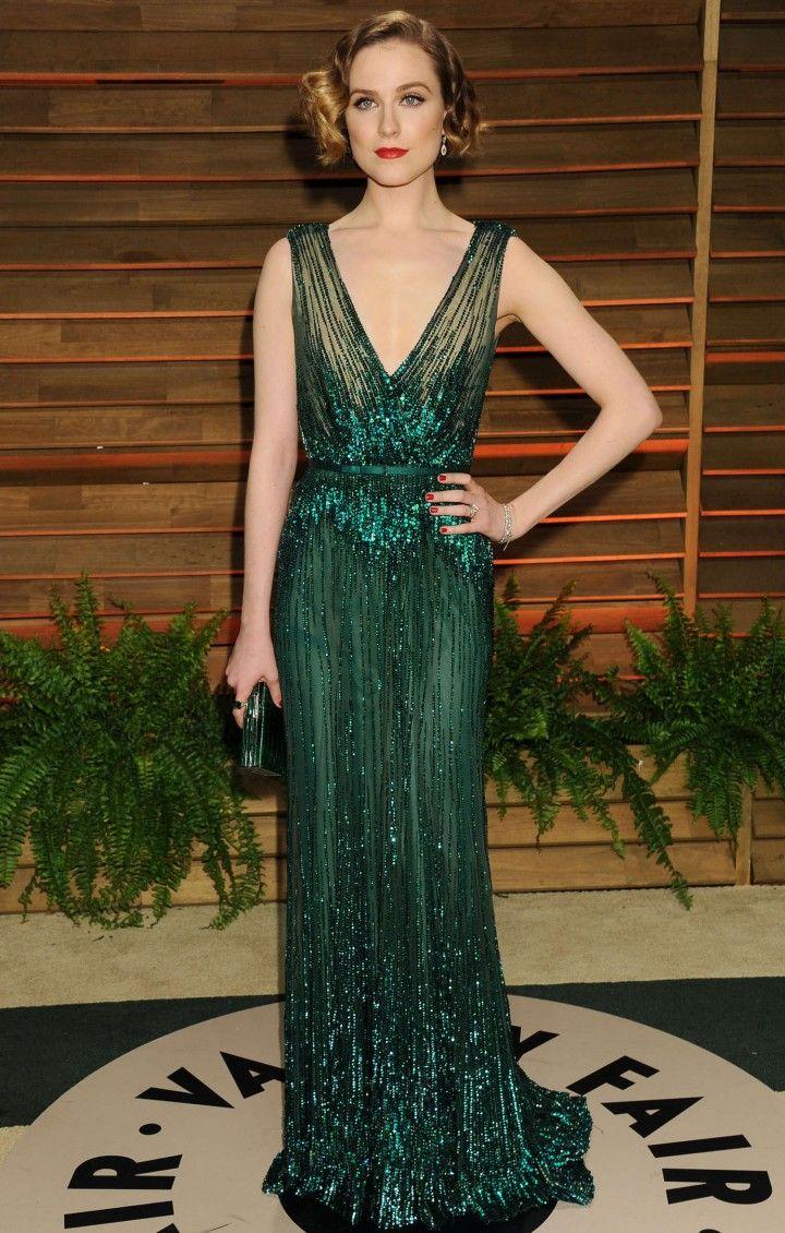 Evan Rachel Wood: Oscars 2014 – Vanity Fair Party -04