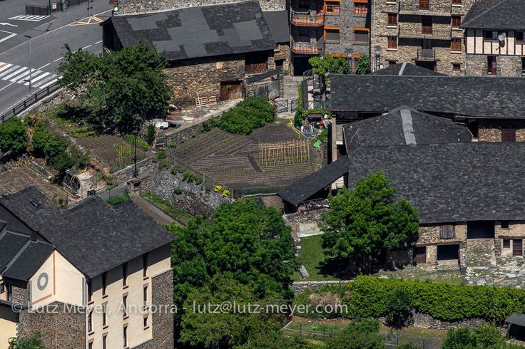 lutzmeyer posted a photo:  Ordino historic center, Vall nord, Andorra, Pyrenees