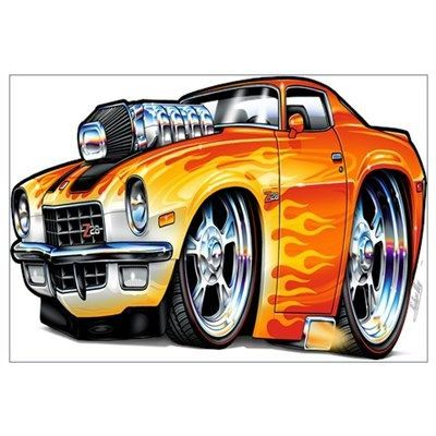 Pin van Nick de Clercq op Car art
