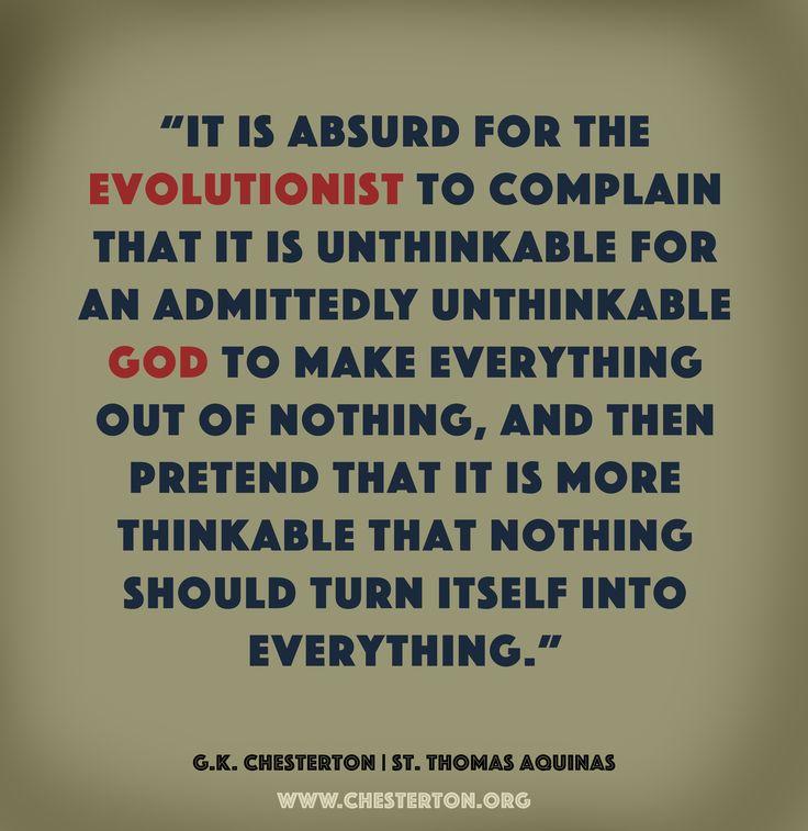 Chesterton's St. Thomas Aquinas!