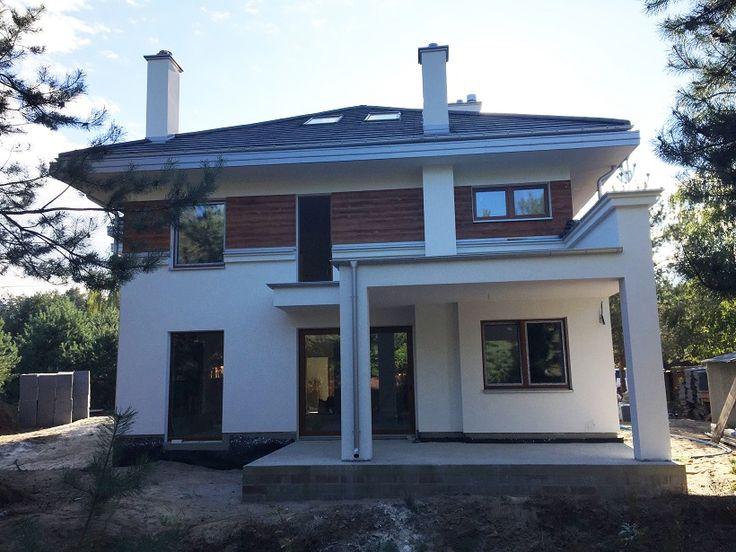 Projekt domu Rezydencja Leśna - fot 19