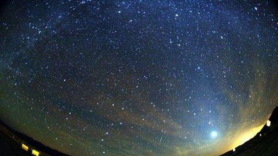 Desde hoy, se podrá ver una luminosa lluvia de estrellas - MDZ Online