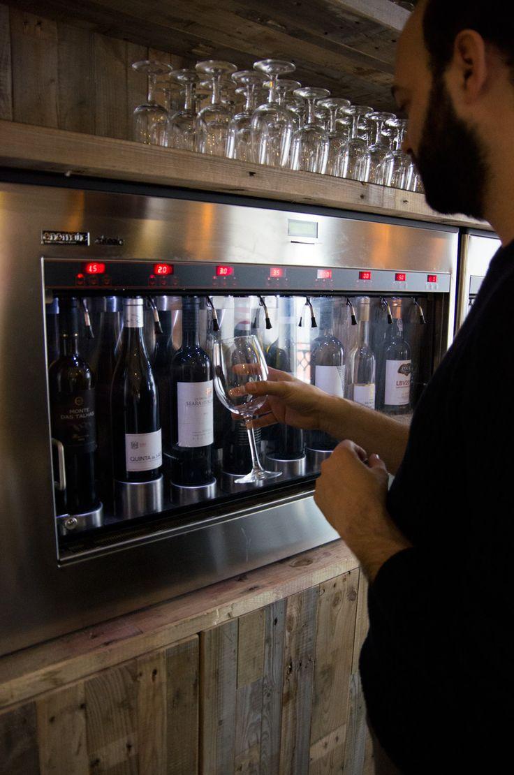 Tágide Wine and Tapas Bar - Lisbon