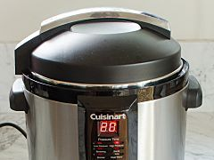 Cuisinart Electric Pressure Cooker