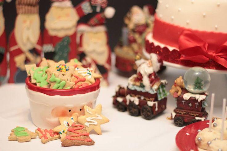 Deliciosas galletas de jengibre!