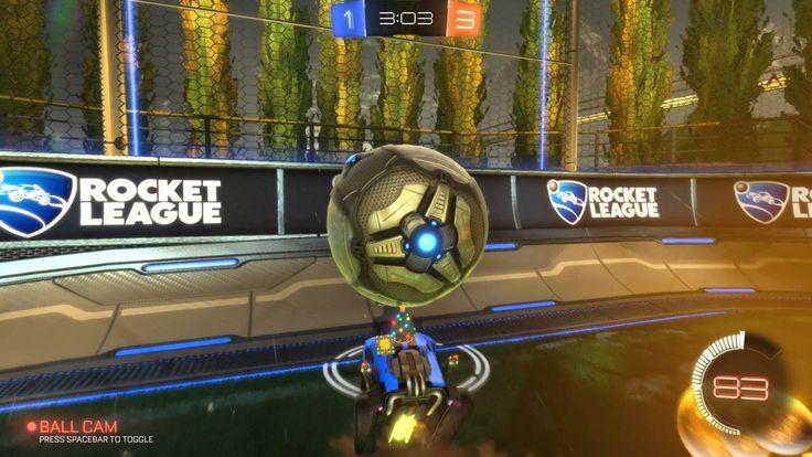 Rocket League Gameplay PL - Poradnik #5 Porad dla Poczatkujacych
