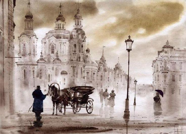Городские прогулки. картинки для декупажа. Обсуждение на LiveInternet - Российский Сервис Онлайн-Дневников